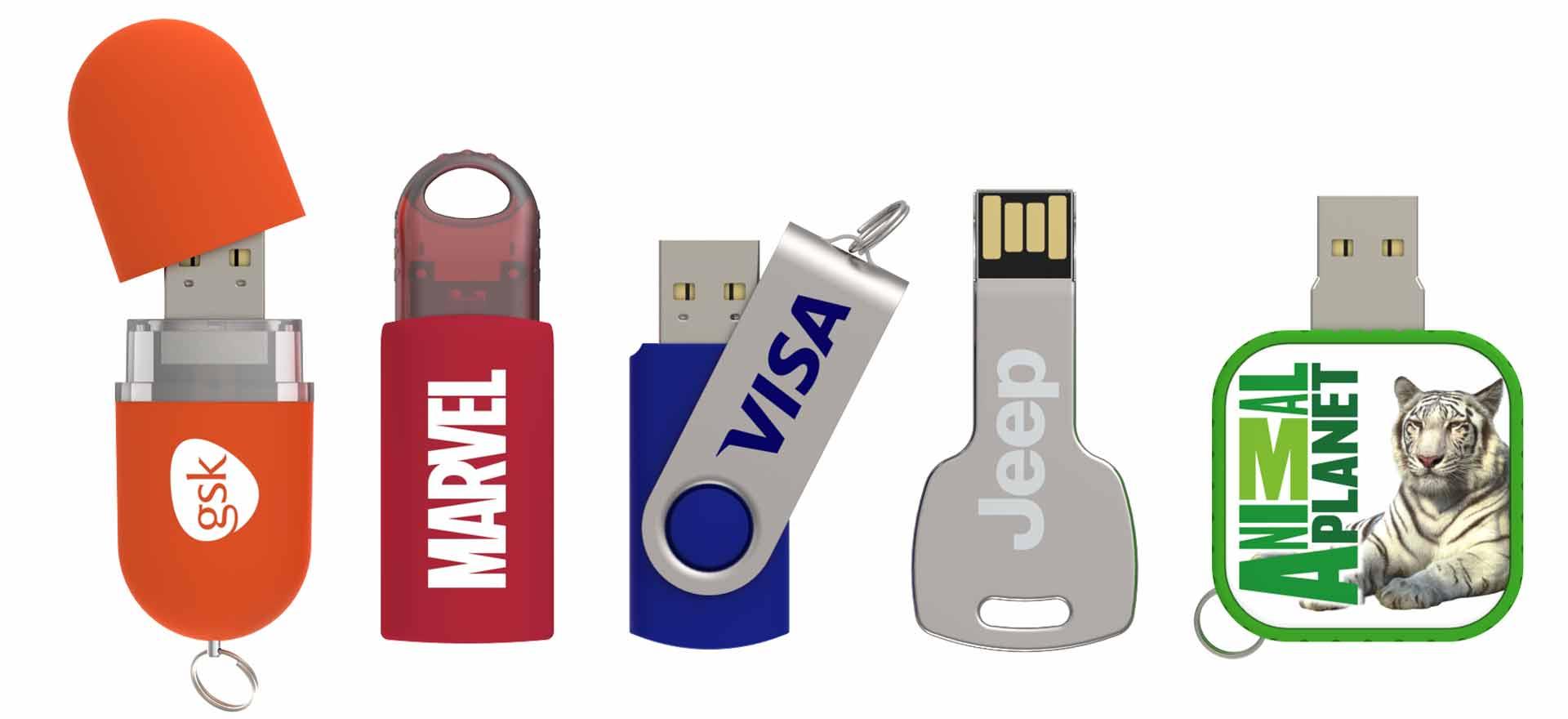 Clés USB en 5 jours!