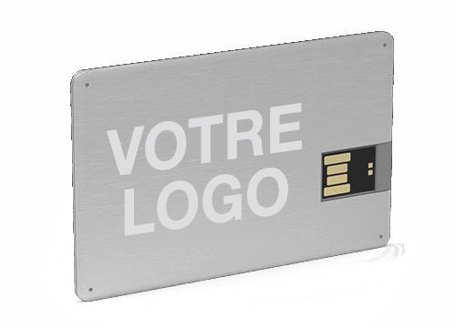 Alloy - Clé USB Format Carte De Crédit