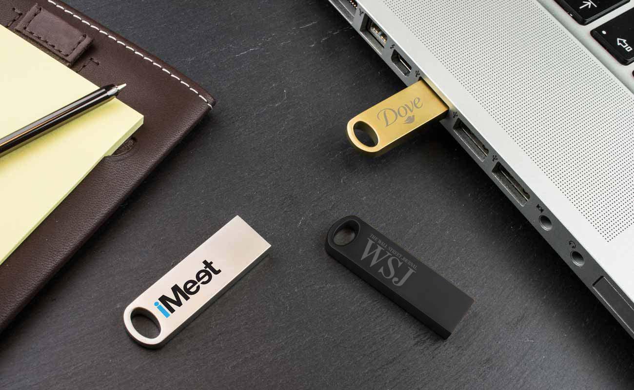 Focus - Clé USB Personnalisée