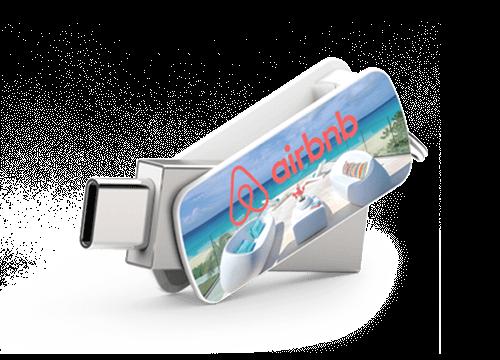 Orbit - Clés USB Personnalisée