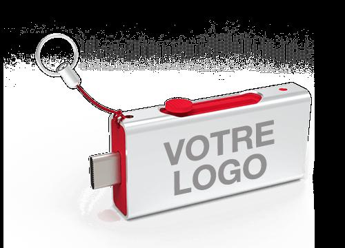 Slide - Clé USB Personnalisée