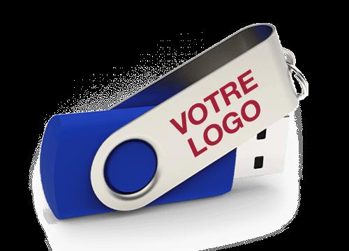 Twister - Clé USB Publicitaire