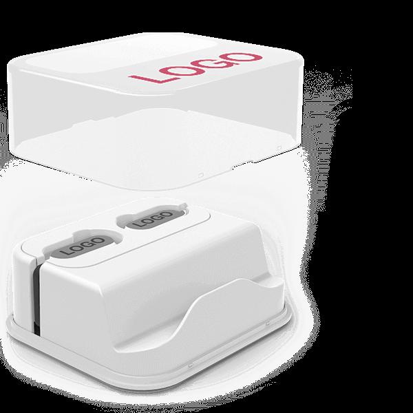 Peak Bluetooth® - Écouteurs Bluetooth Personnalisés