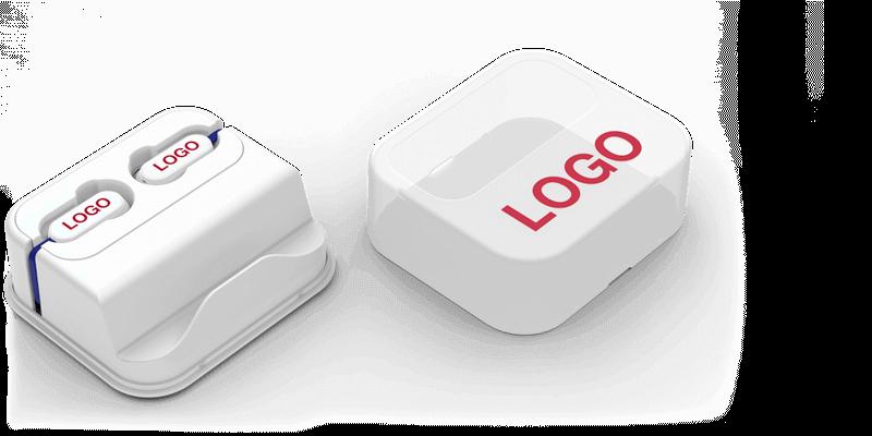 Vibe - Écouteurs Bluetooth Personnalisés