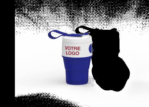 Cafe - Mugs de voyage imprimés