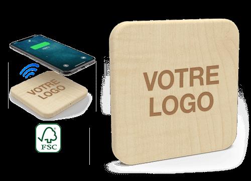 Forest - Chargeur Sans Fil Personnalisable