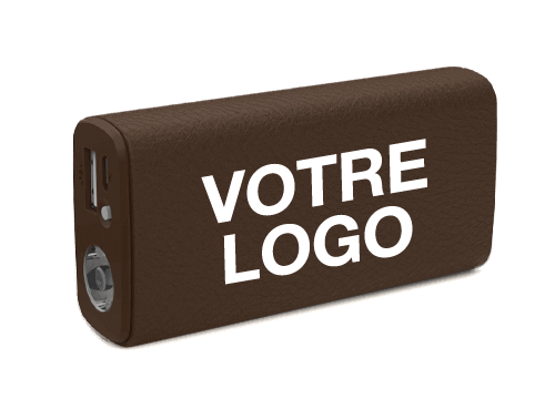 Journey - Batterie Externe Personnalisable