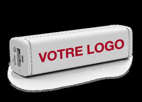 Lux - Batterie Externe Personnalisable