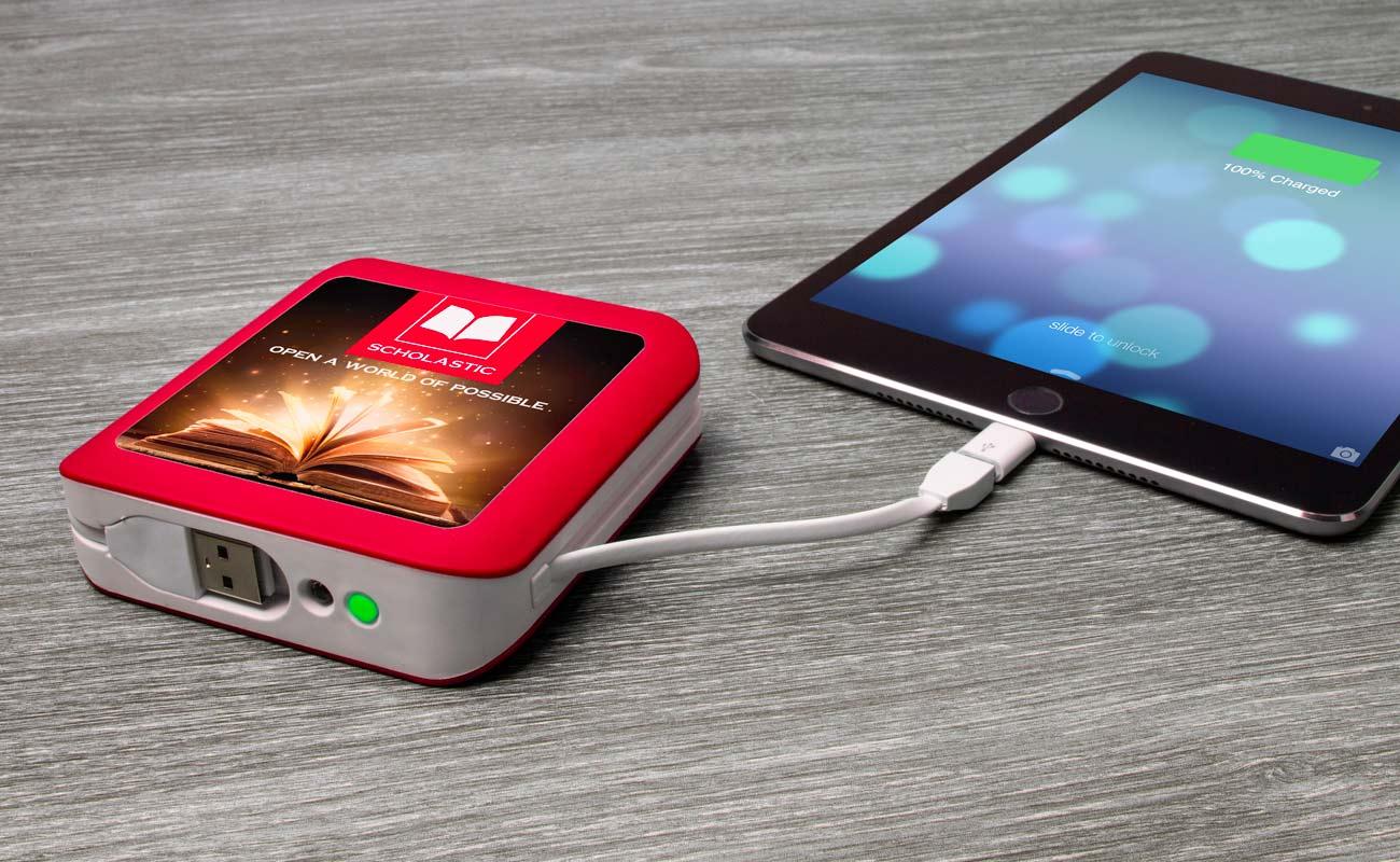 Big Boost - Batterie Externe Personnalisable
