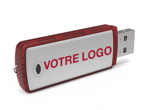 Classic - Clef USB Personnalisée