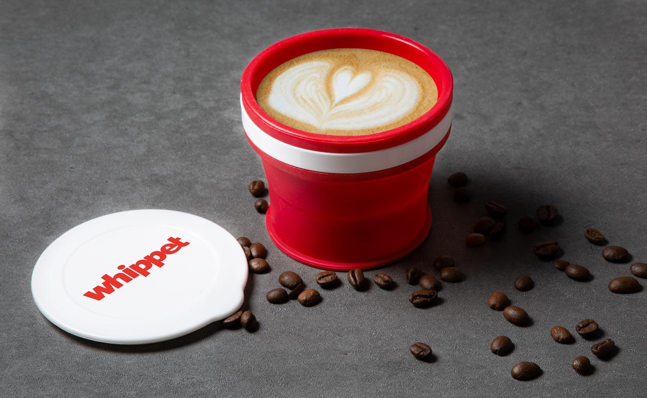 Compresso - Tasses de voyage promotionnelles