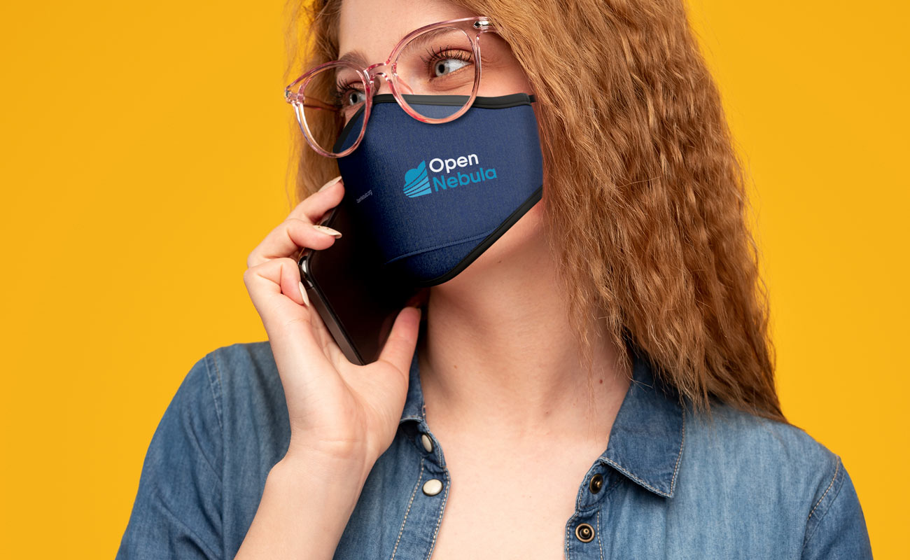 Denim - Masques personnalisés