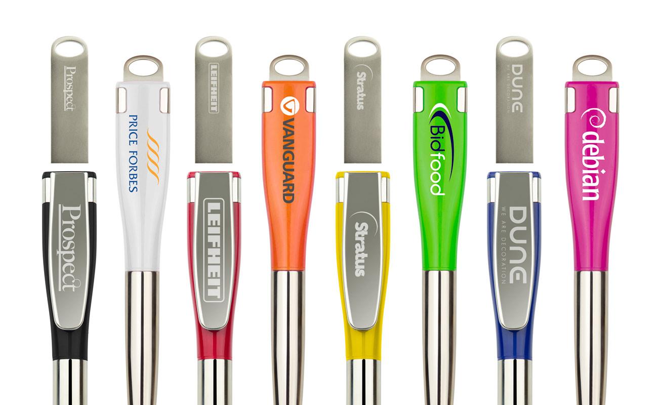 Jot - Stylo USB Personnalisé