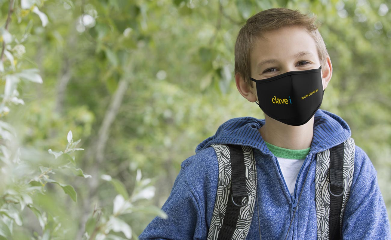 Junior - Masques personnalisés