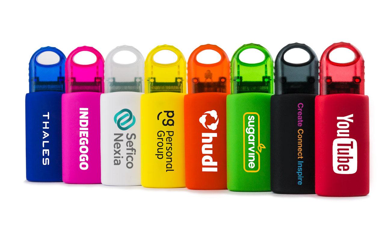 Kinetic - Clé USB Personnalisée