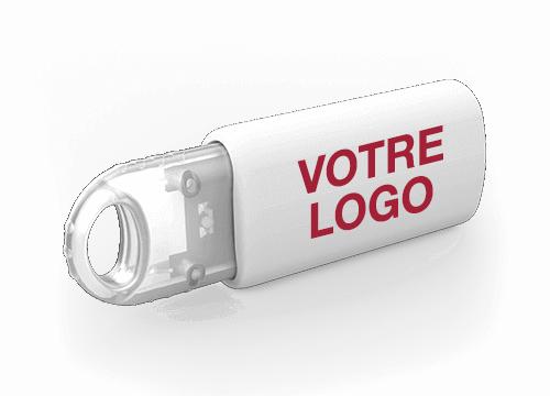 Kinetic - Clé USB Personnalisable
