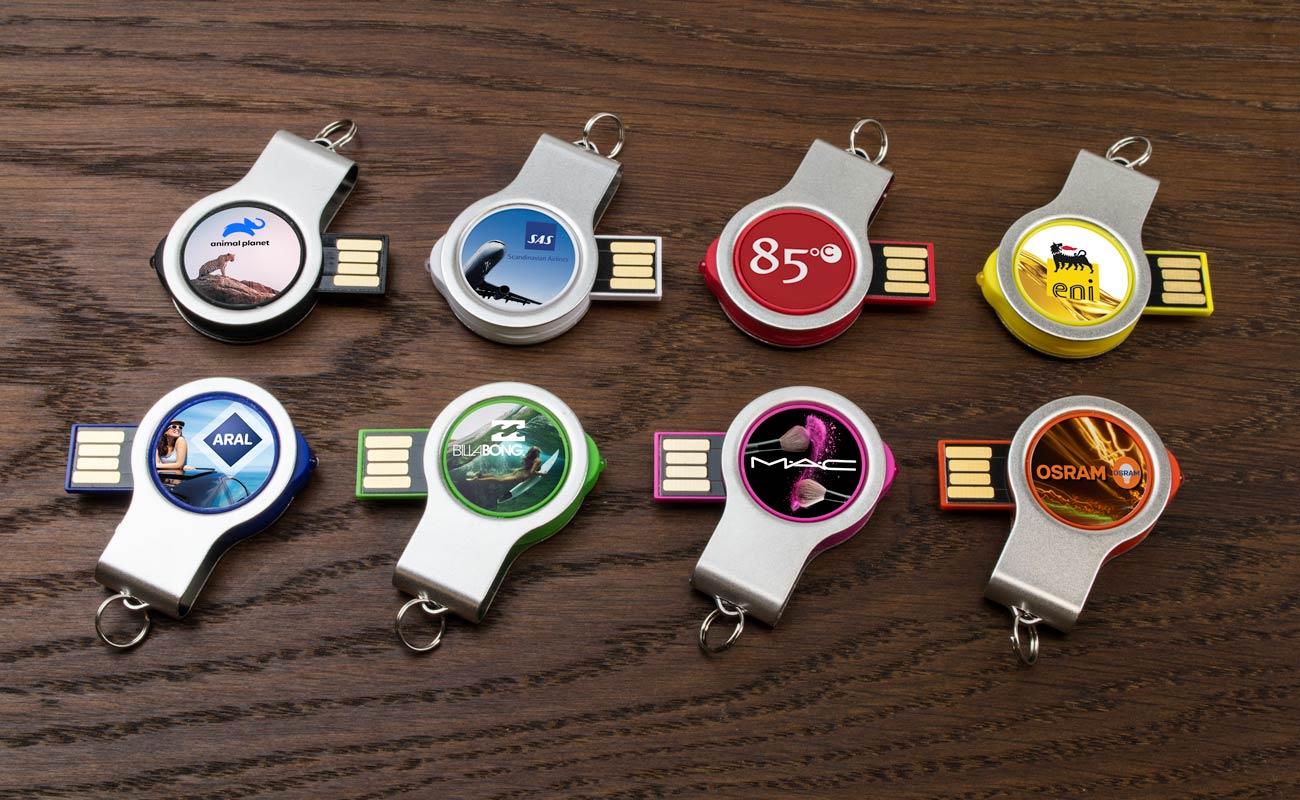 Light - Clé USB Personnalisée