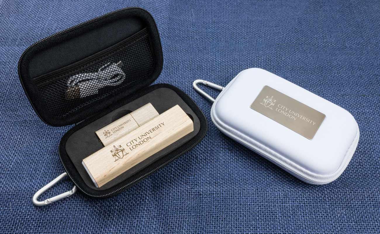 Maple S - Clé USB Personnalisée et Batterie Externe Personnalisable
