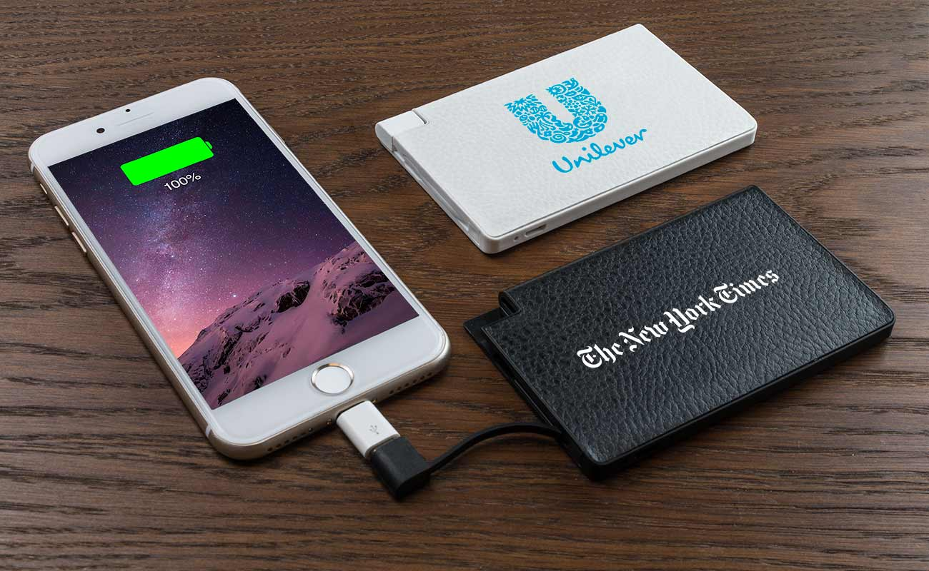 Tour - Batterie Externe Personnalisable